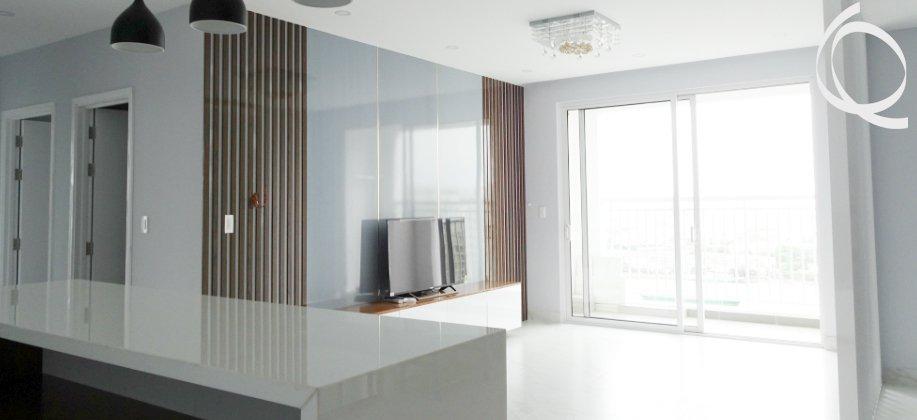 Tropic garden apartment river view 3bedrooms for rent