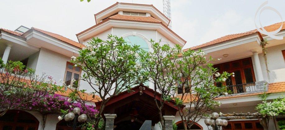 Villa garden near B.I.S 5bedrooms for rent