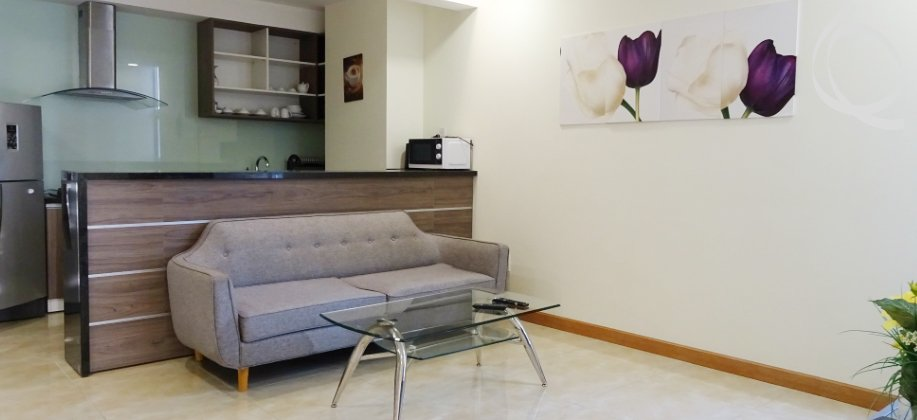 New serviced apartment in Thao Dien, contact now!!!