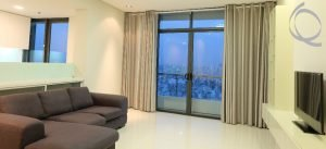 City Garden apartment cityview for rent