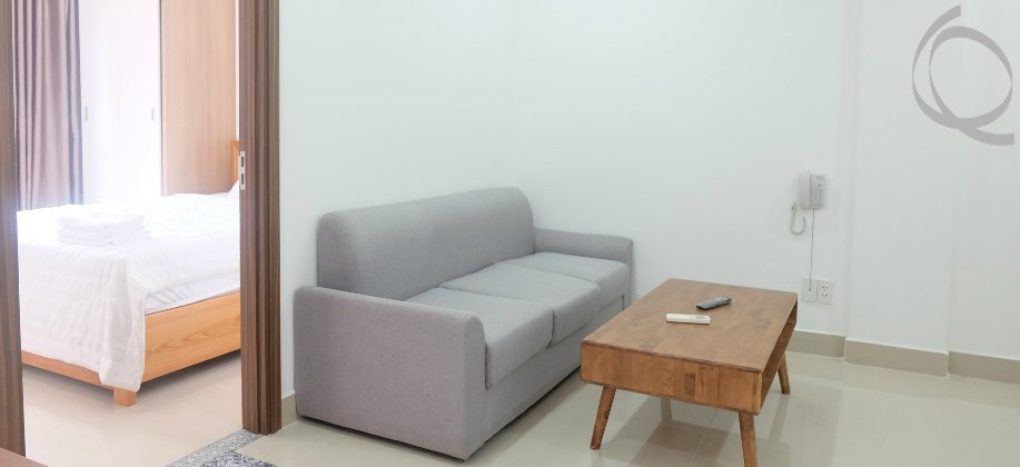 Serviced apartment 2bedroom in Thao Dien