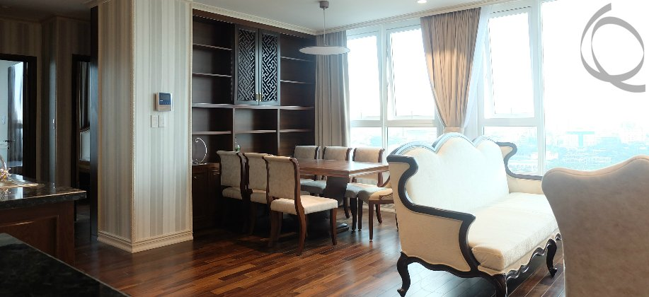 Luxury apartment in D.3 nice view with fully furnished