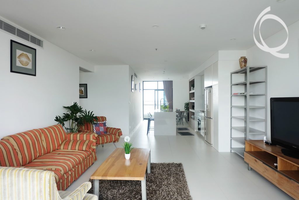 New apartment 3bedrooms at D.Binh Thanh with 2views