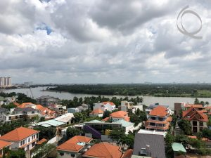 New modern apartment in Thao Dien for rent