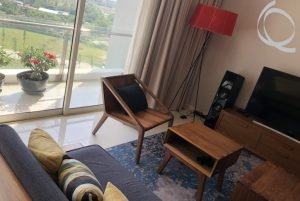 Estella apartment 3bedrooms fully furnished with balcony for rent