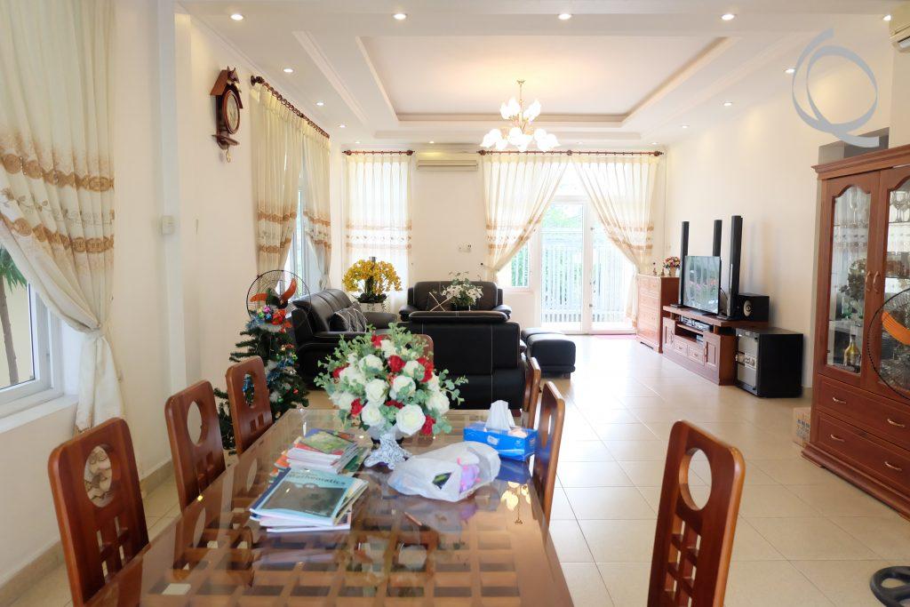 Villa in Thao Dien near BIS with garden and pool