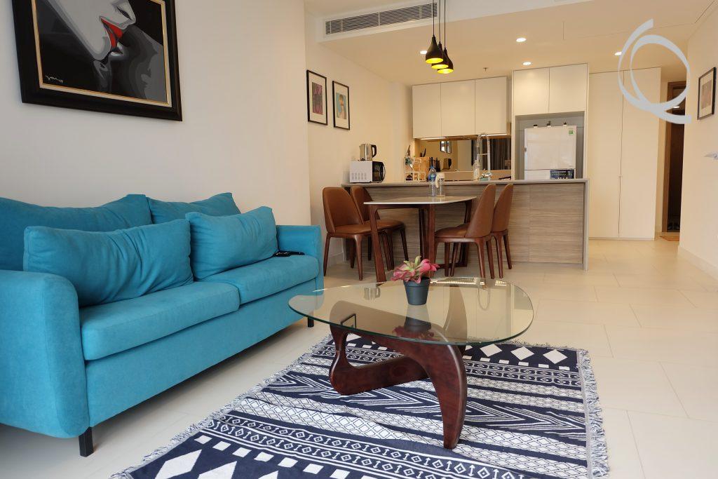 City Garden apartment 1bedroom for rent
