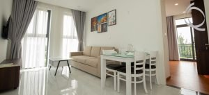 2bedrooms serviced apartment for rent