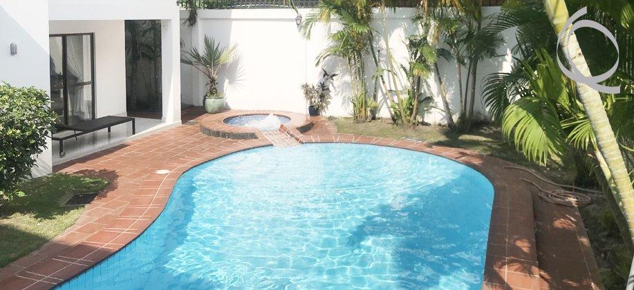4bedrooms Villa for rent in Thao Dien