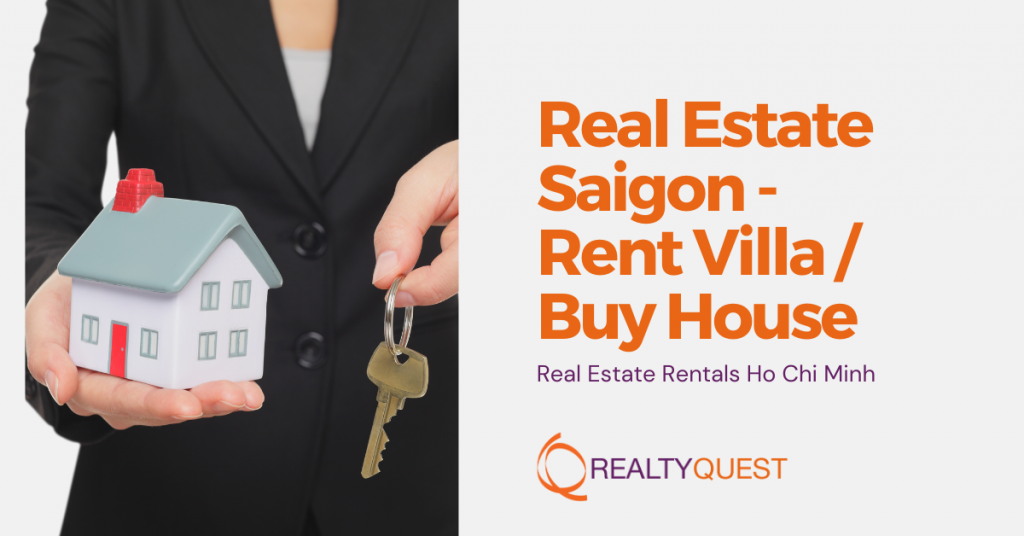 Real Estate in District 2 HCMC Rent Villa Buy House