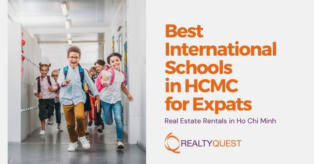 best international schools in HCMC for expats