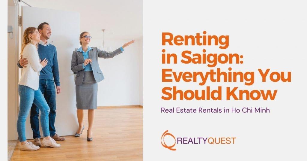 renting in saigon