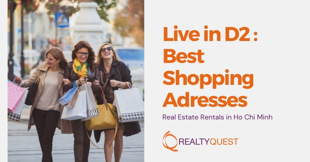 best shopping adresses district 2