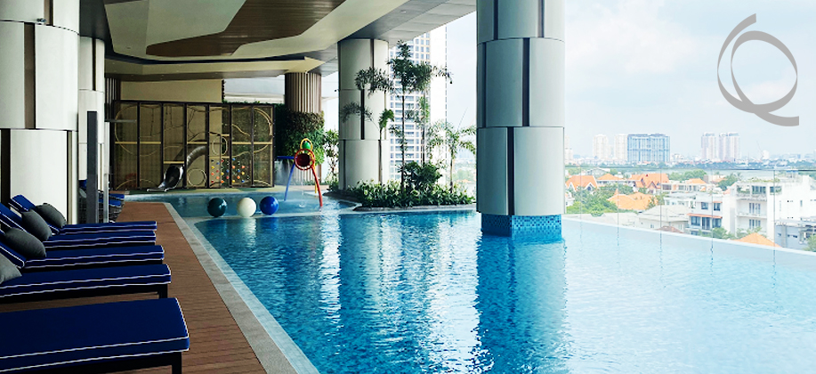 Q2 new apartment in Thao Dien for rent- contact with us now!!!