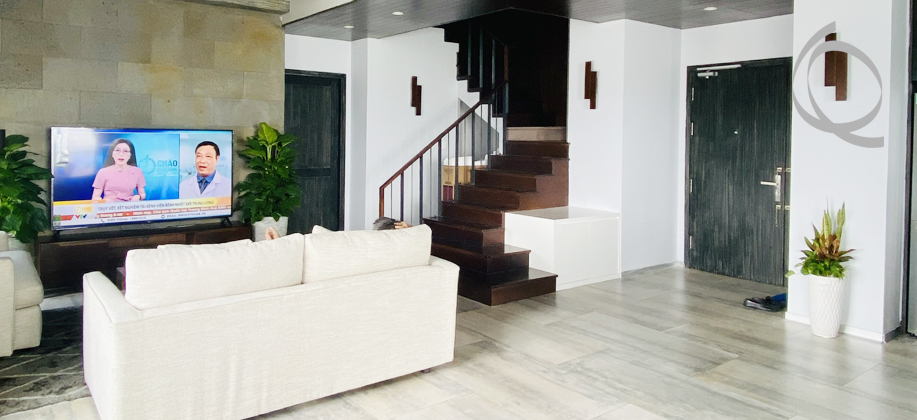 Penthouse Masteri 3bedrooms for rent