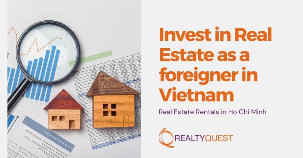 invest real estate in vietnam