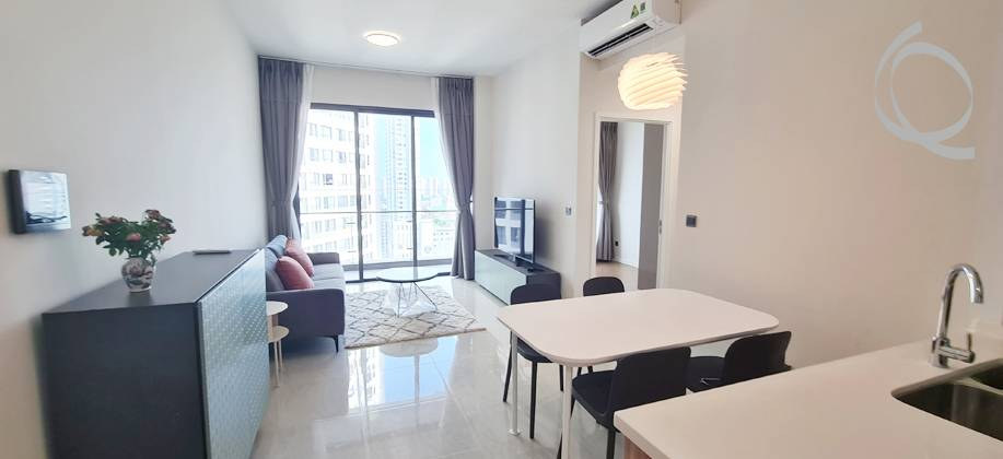 Q2 apartment 2bedrooms fully furnished for rent