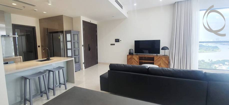 New apartment fully furnished with private lift for rent
