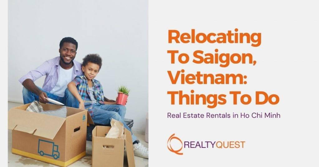Relocating to saigon vietnam: things to do